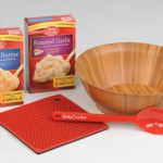 Betty Crocker Instant Mashed Potatoes prize pack