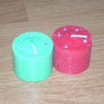 Festive Votive Candles